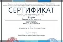 Сертификат-проекта-infourok.ru-№1480766